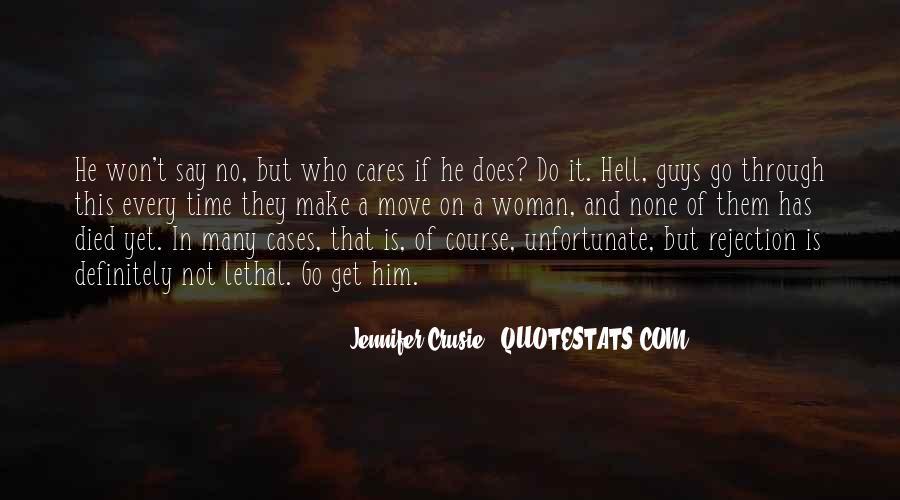 Unfortunate Death Quotes #238785