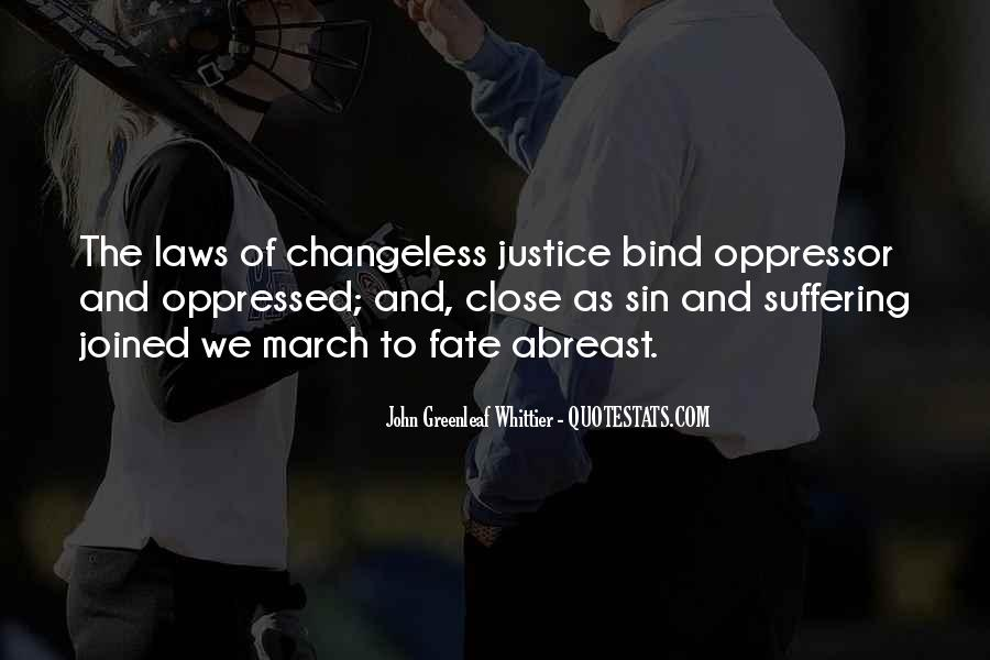 Quotes About Oppressed And Oppressor #1437924