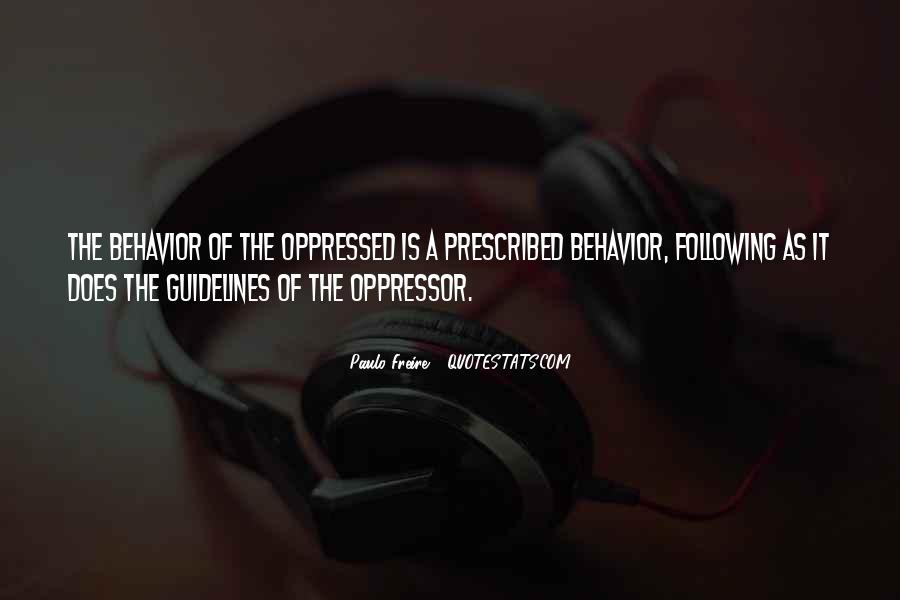 Quotes About Oppressed And Oppressor #1600220