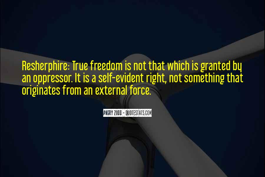 Quotes About Oppressed And Oppressor #1783143