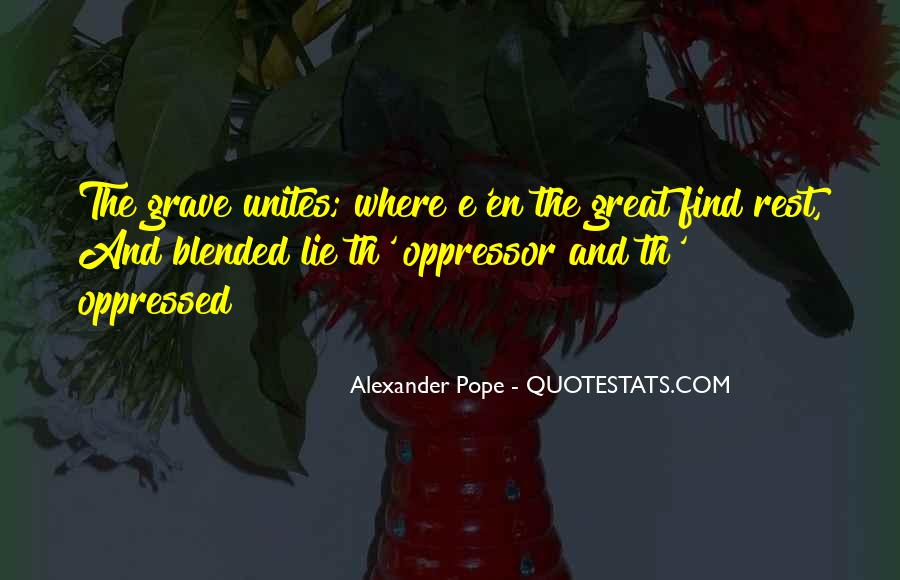 Quotes About Oppressed And Oppressor #655951