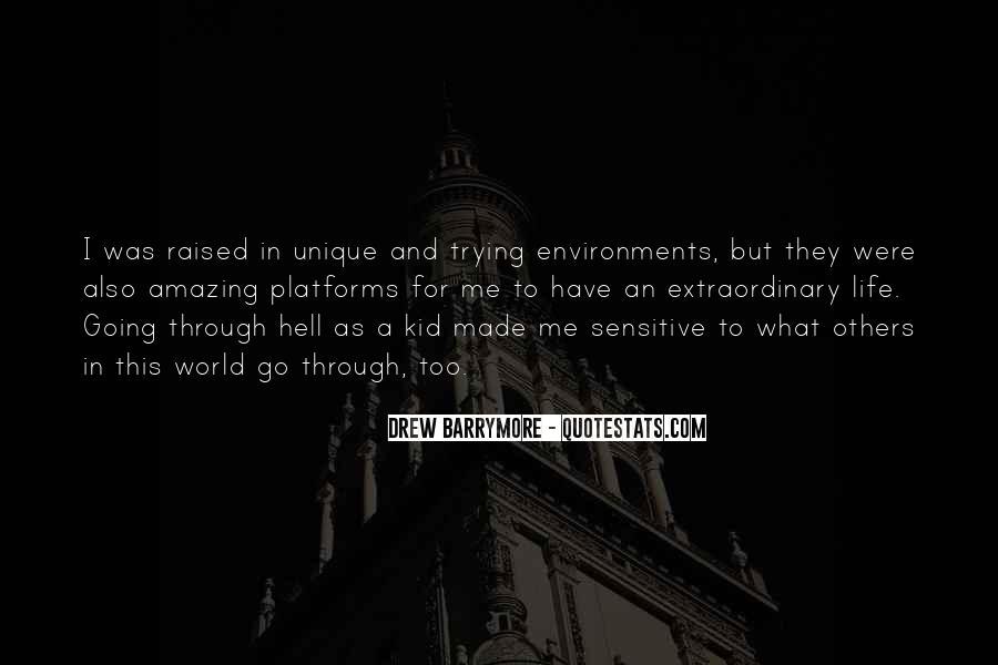 Unique And Amazing Quotes #1218923