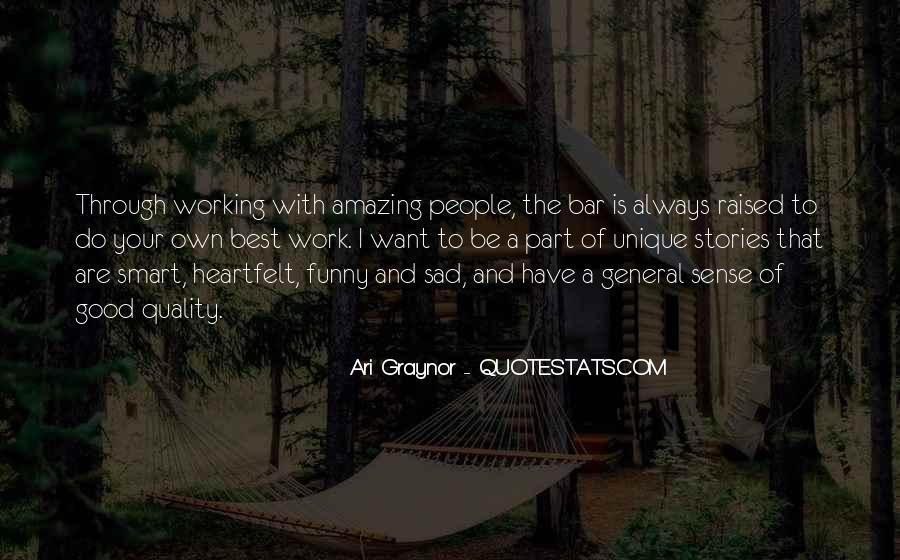 Unique And Amazing Quotes #1553133