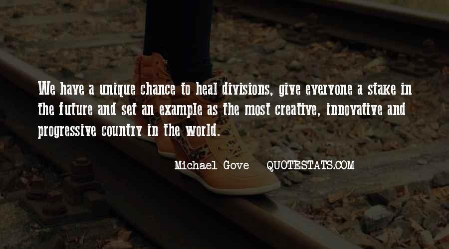 Unique And Creative Quotes #1167053