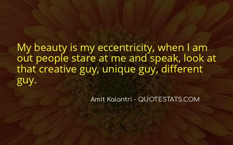 Unique And Creative Quotes #1658480