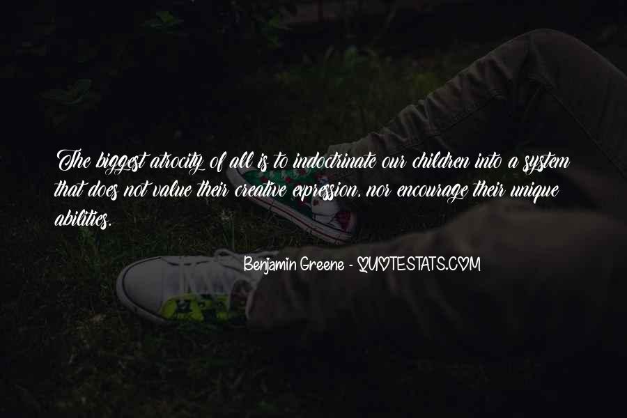 Unique And Creative Quotes #270263