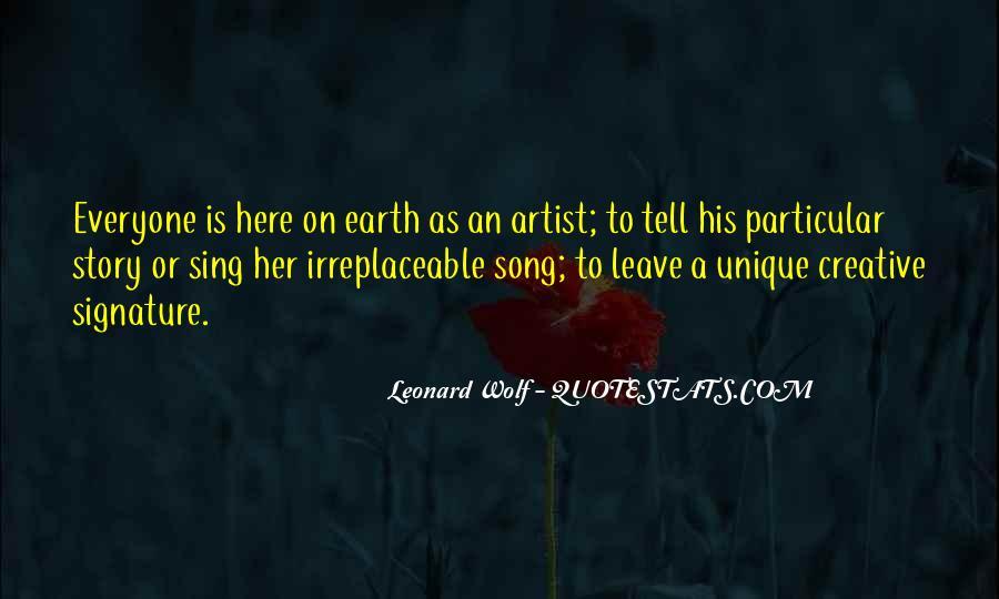 Unique And Creative Quotes #463884