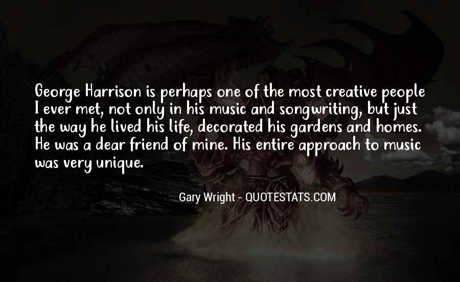 Unique And Creative Quotes #586479