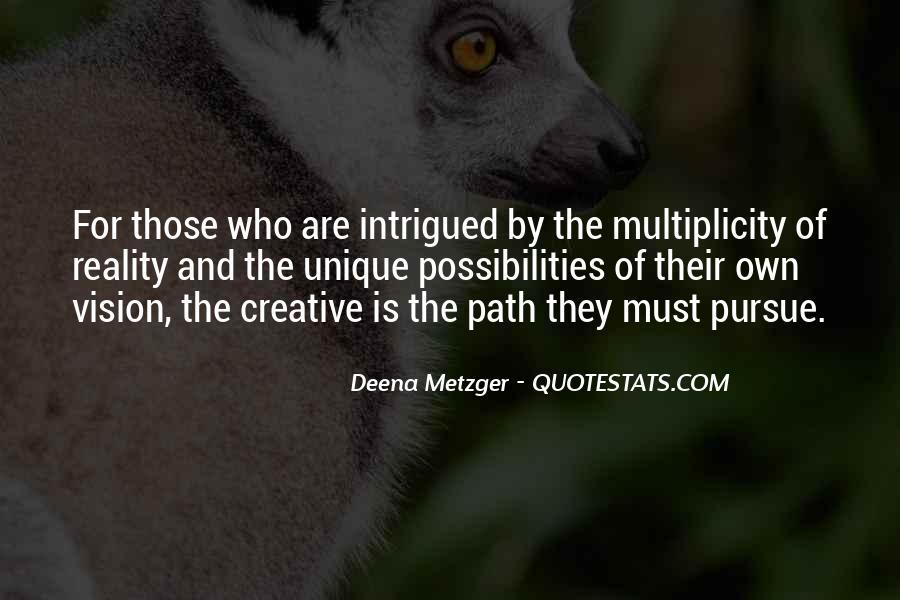 Unique And Creative Quotes #642573