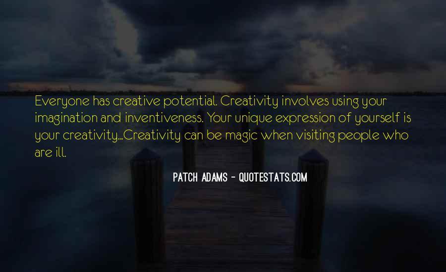 Unique And Creative Quotes #852442