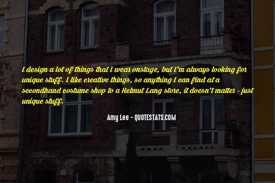Unique And Creative Quotes #966316