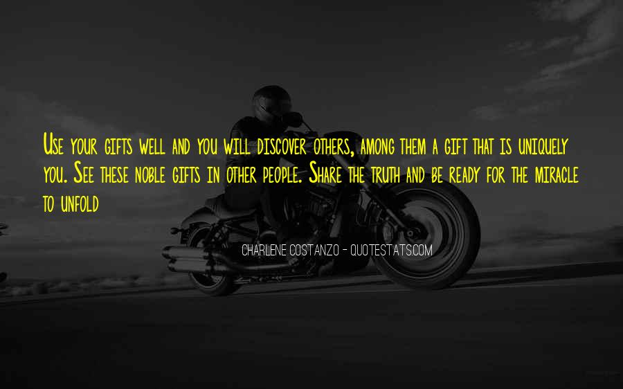 Uniquely Me Quotes #124453