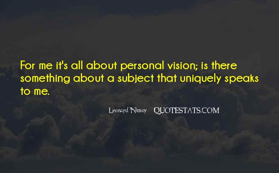 Uniquely Me Quotes #1713597