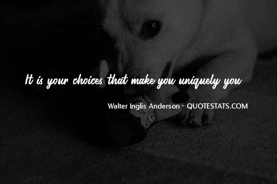 Uniquely Me Quotes #221104