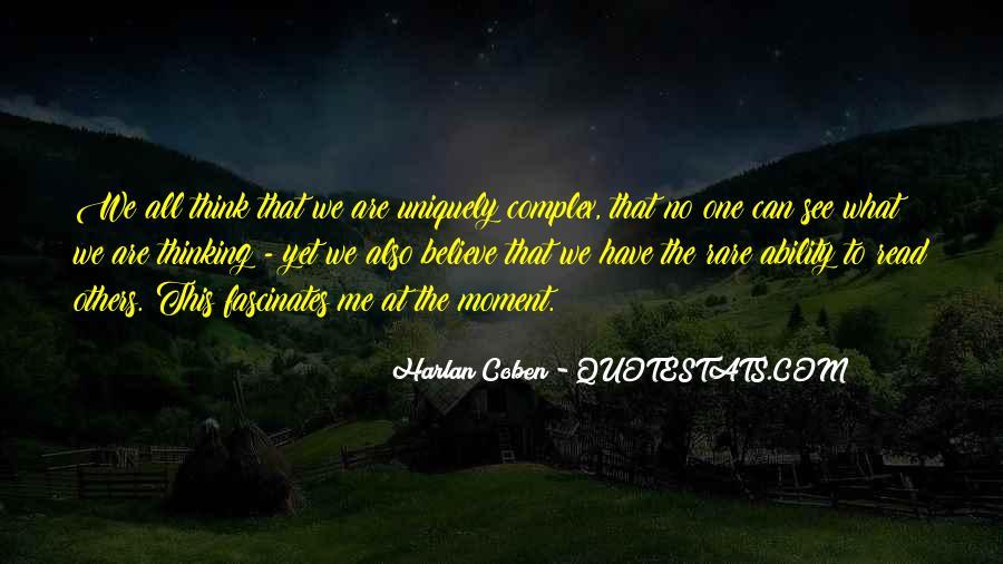 Uniquely Me Quotes #974783