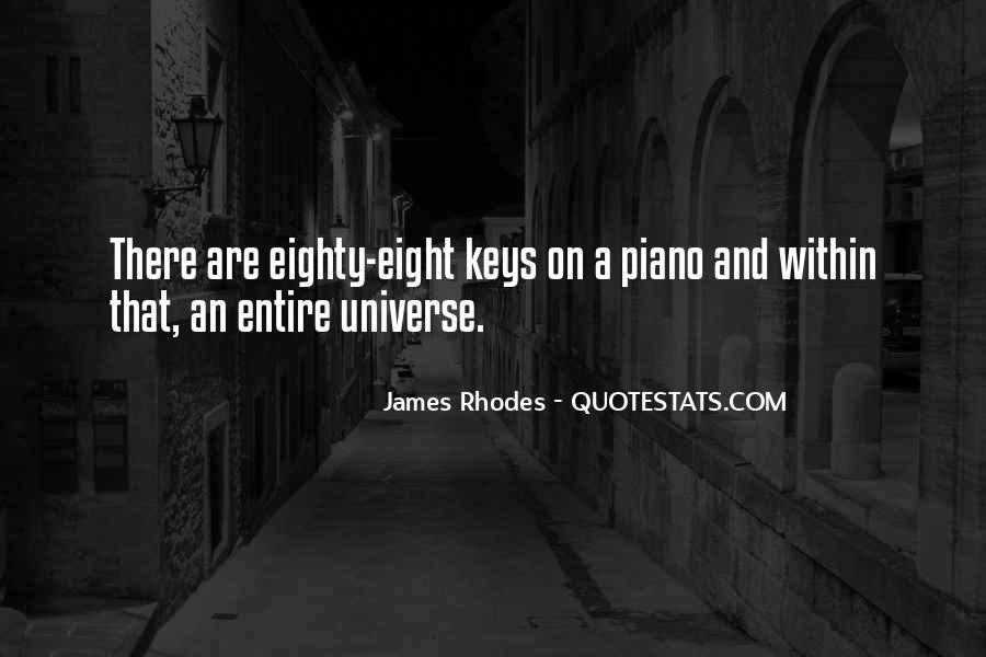 Universe And Music Quotes #1618797