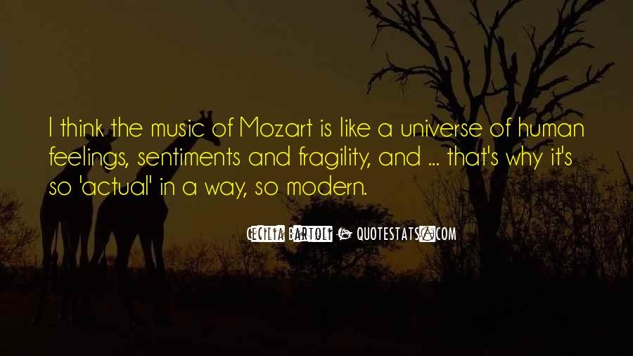 Universe And Music Quotes #1670506