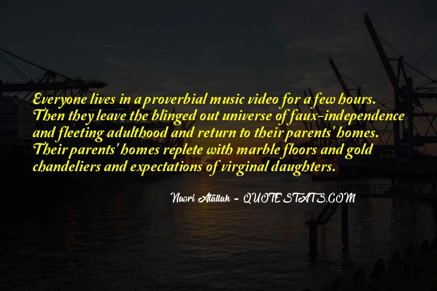 Universe And Music Quotes #1695890