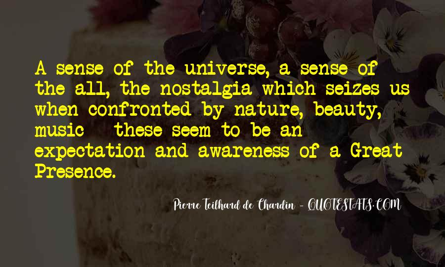 Universe And Music Quotes #251382