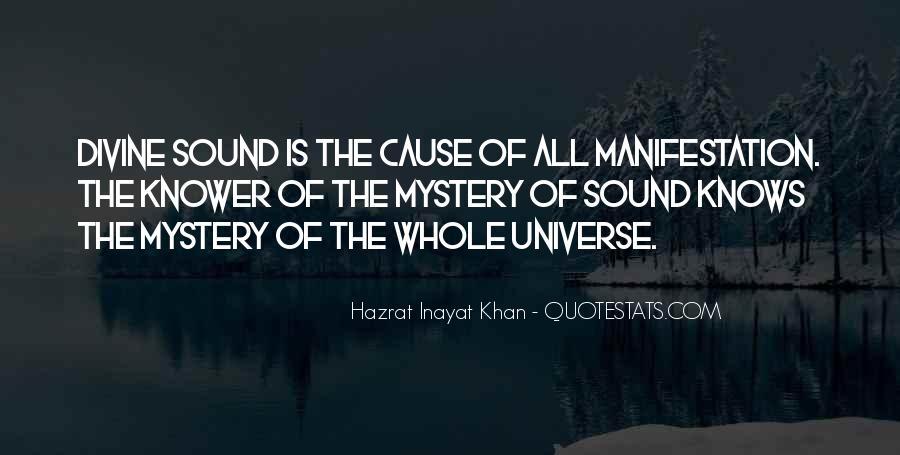 Universe Manifestation Quotes #14995