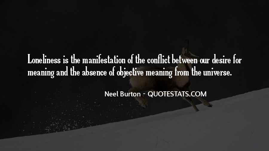 Universe Manifestation Quotes #1844769
