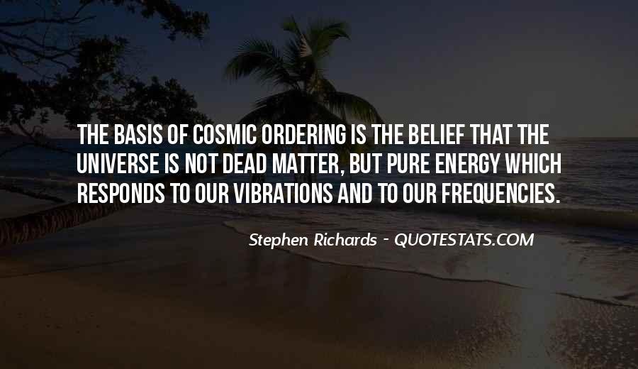 Universe Manifestation Quotes #24703