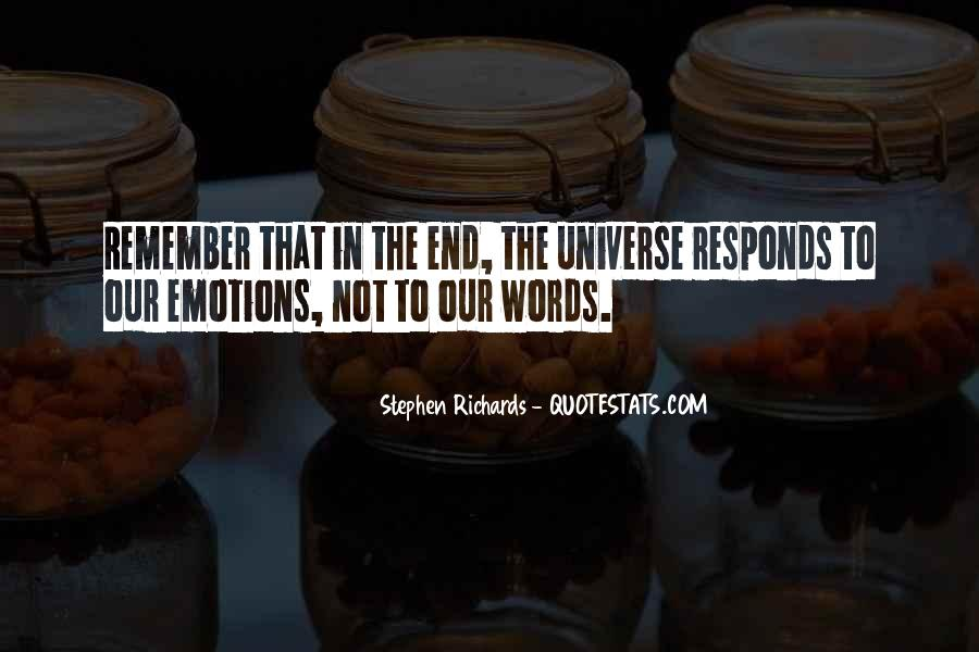 Universe Manifestation Quotes #669015