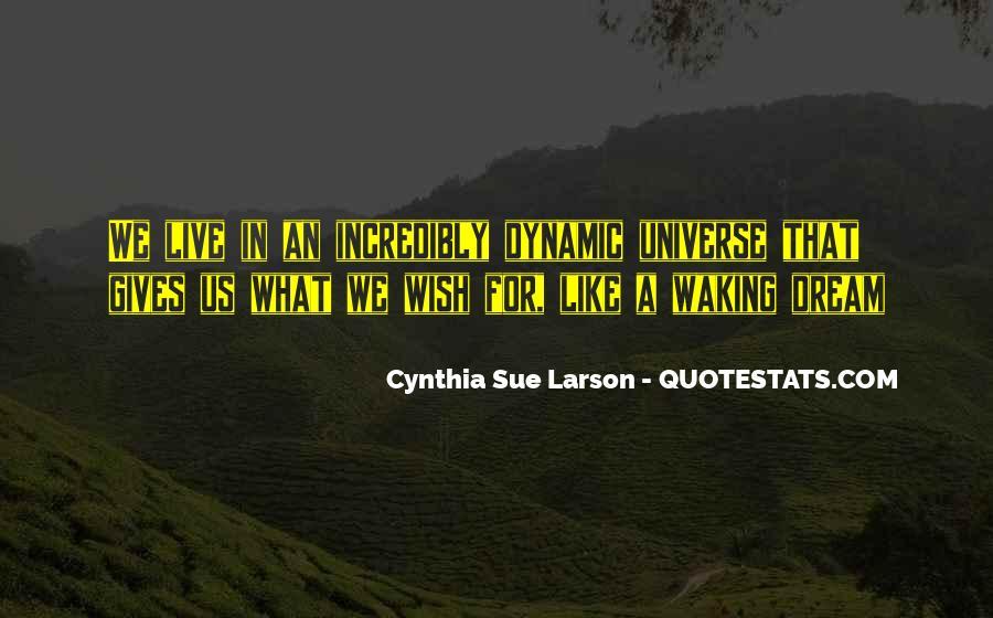 Universe Manifestation Quotes #679200