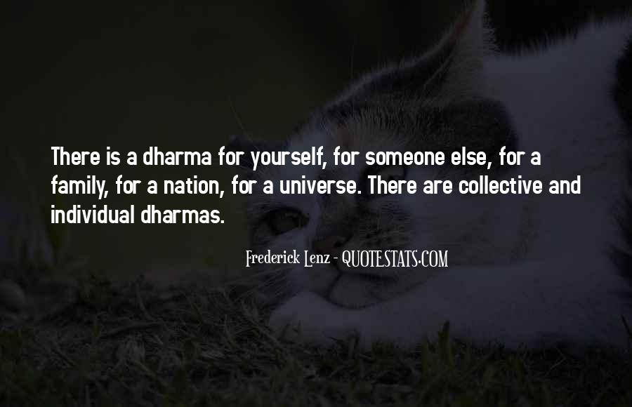 Universe Provides Quotes #43537