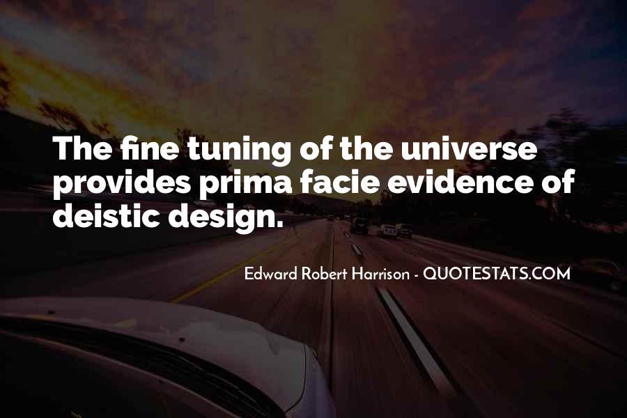 Universe Provides Quotes #667587