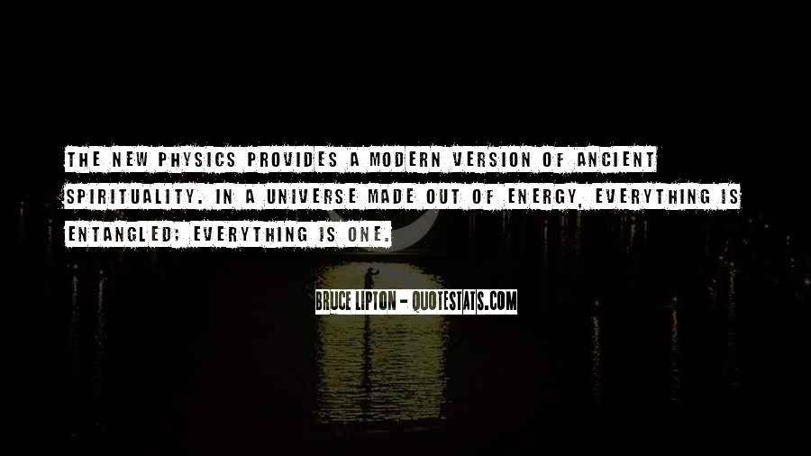 Universe Provides Quotes #968099