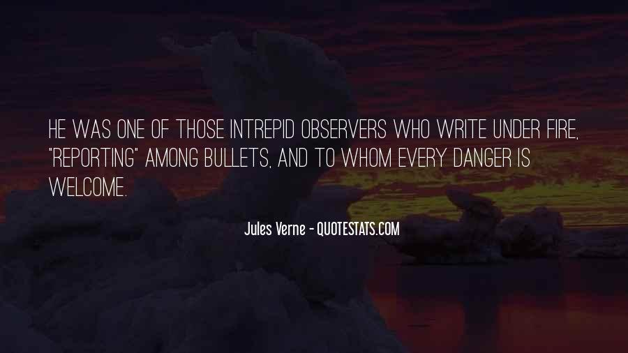 Quotes About Intrepid #1132728