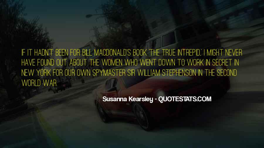 Quotes About Intrepid #1319133