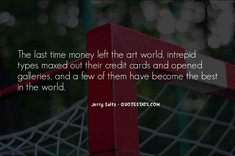 Quotes About Intrepid #1831942