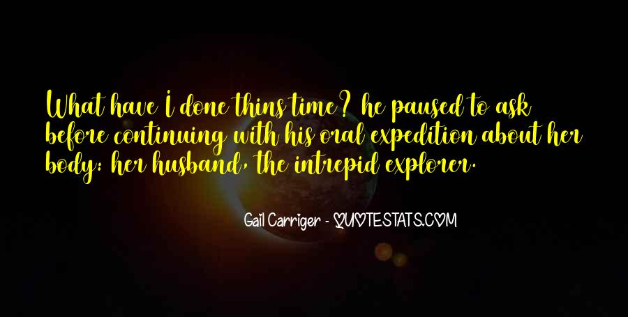 Quotes About Intrepid #240695