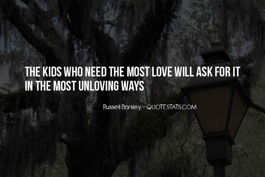 Unloving Quotes #112048