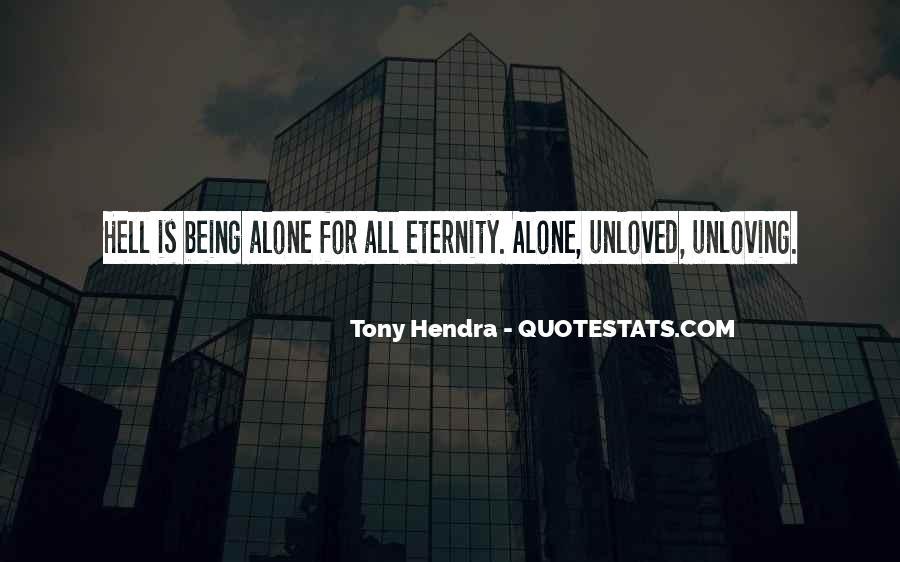 Unloving Quotes #1133508