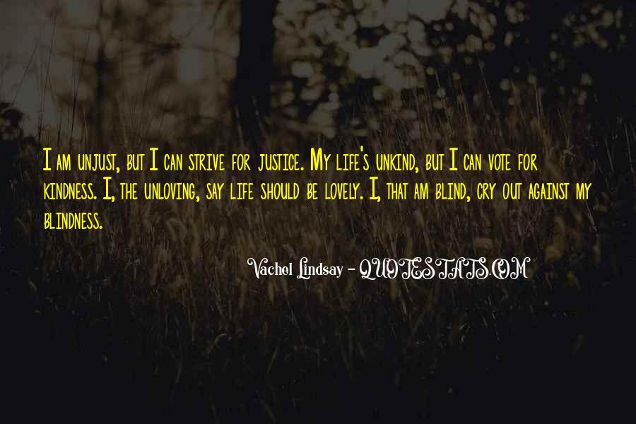 Unloving Quotes #1260995