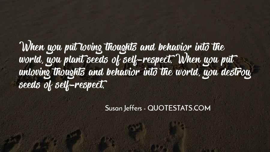 Unloving Quotes #1278180