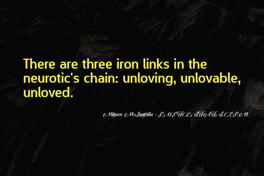Unloving Quotes #1470711