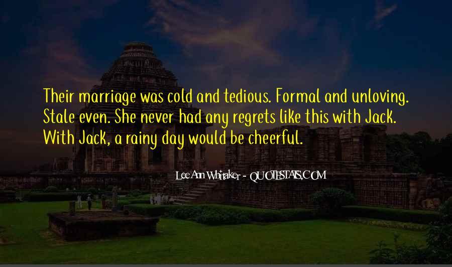 Unloving Quotes #185523