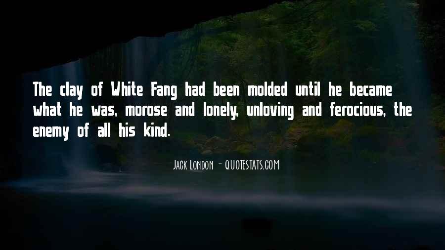 Unloving Quotes #1857818