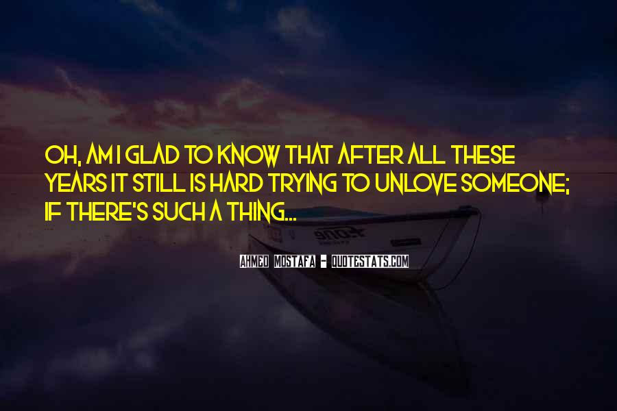 Unloving Quotes #190451