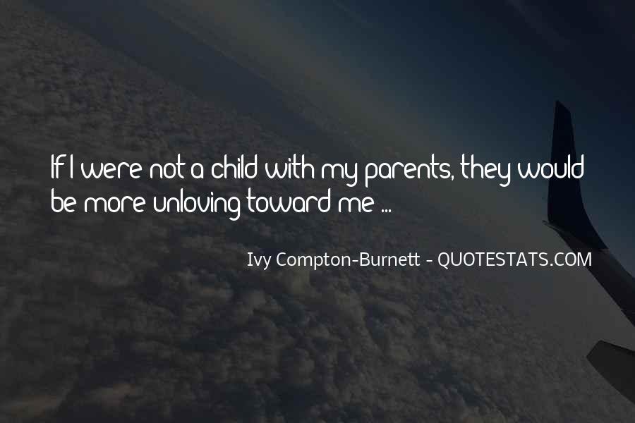 Unloving Quotes #443138