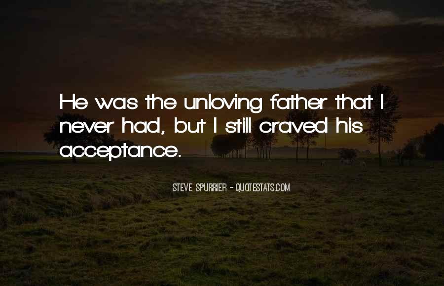 Unloving Quotes #686918