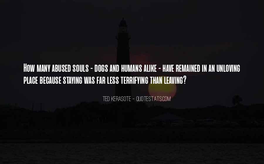 Unloving Quotes #875834