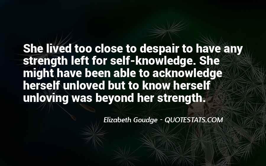 Unloving Quotes #960364