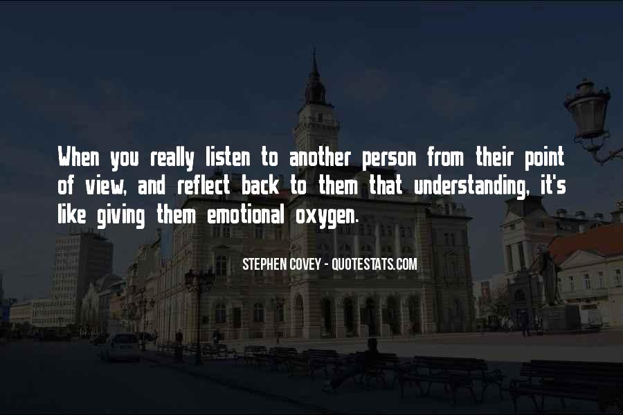 Quotes About Understanding Others Point Of View #519236
