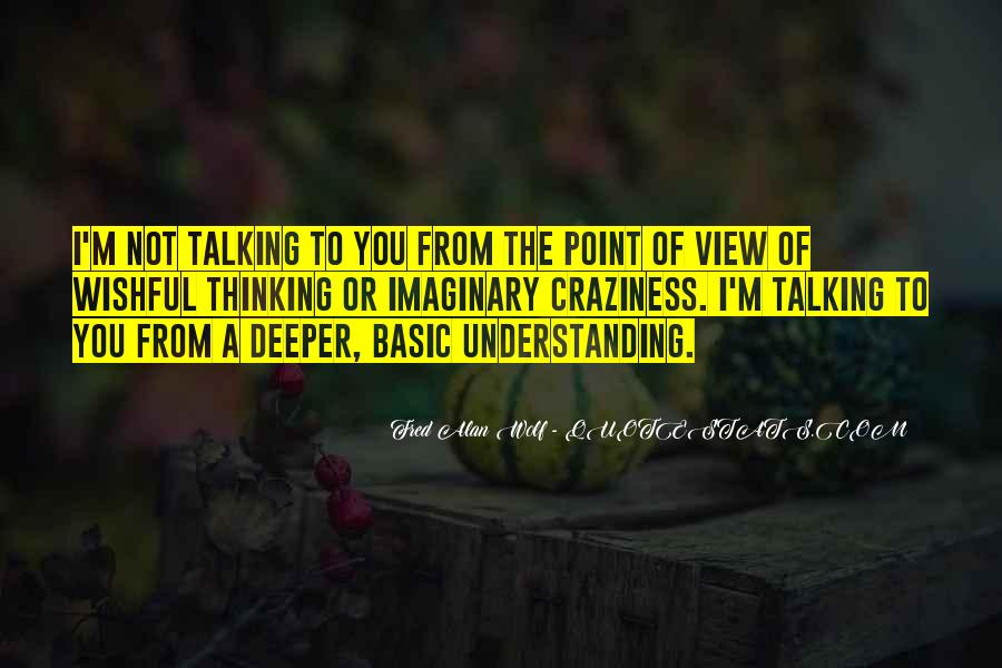 Quotes About Understanding Others Point Of View #968705