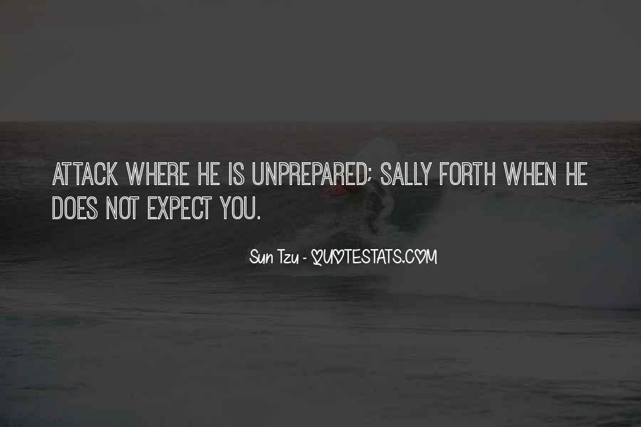 Unprepared Quotes #106388